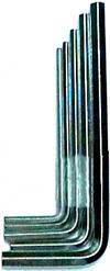 Inbusschlüssel / Sechskantschlüssel 1.5-4mm 5 Stk