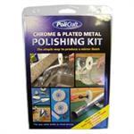 POLISHING KIT - Chrome & Plated finish