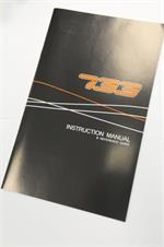 Manual - ref guide 733 full color (SER804183)